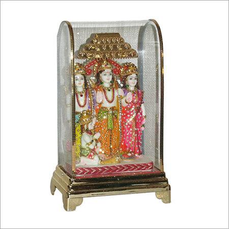 God Ram Sita Polyresin Statue