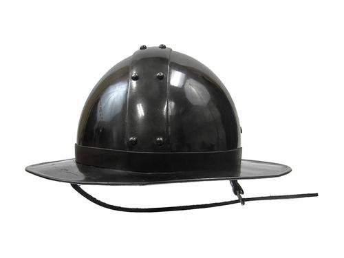 Epic Kattle Helmet (Black Finish)