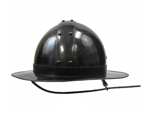 Epic Kattle Helmet (Black Finish)