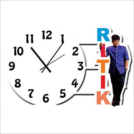 Personalized Photo Clock