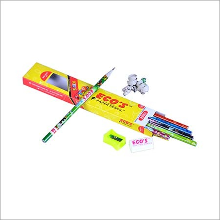 Eco's kids Paper Pencil
