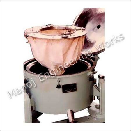 Bag Lifting Centrifuge Hydro Extractor