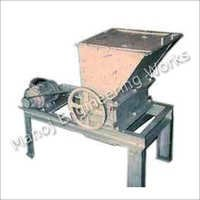 Lumps Crusher Machine