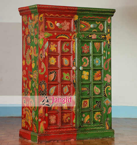 Indian Wooden Painted Furniture