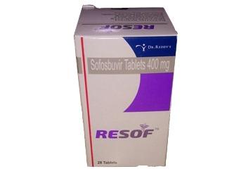 Resof 400mg Tablet 28'S