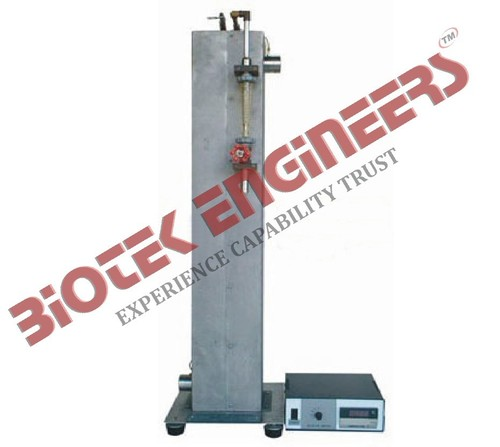 Exhaust Gas Calorimeter