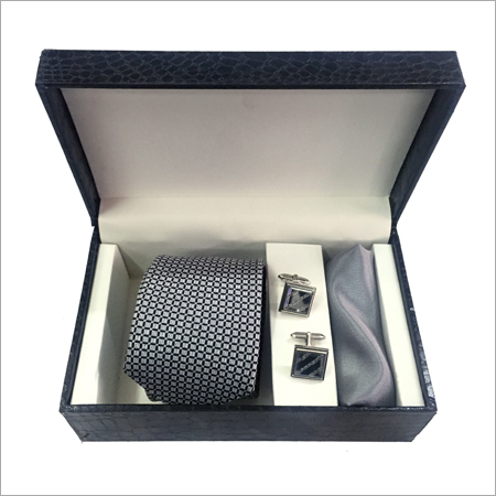 Checkered Tie Gift Sets