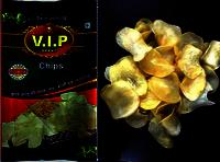 Raw Potato Chips(कच्चा आलू चिप्स)
