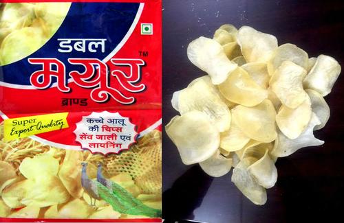 kachha Aalu Chips
