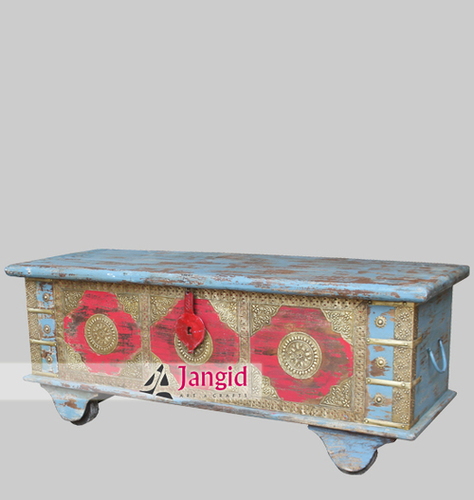 Distressed Wooden Furniture India