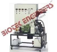 Test Stand for Single Cylinder Engines 7.5kW