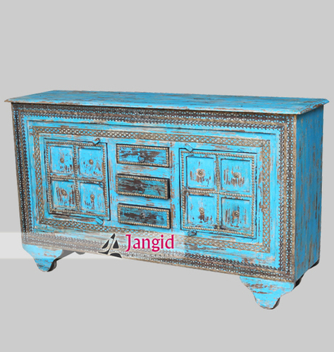 Indian Solid Wooden Shabby Chic Furniture