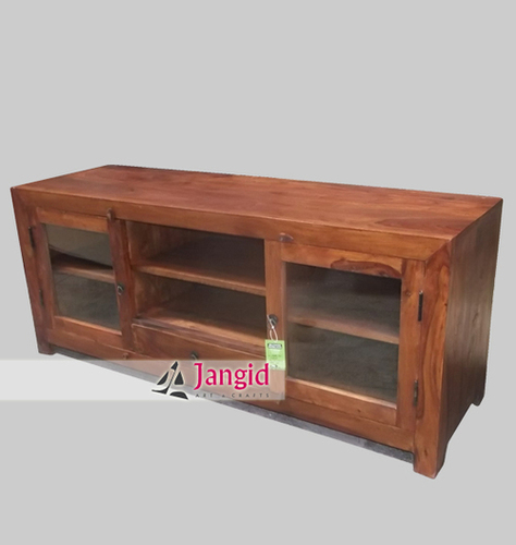 Indian Wooden TV Cabinet