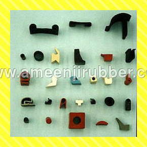 EPDM Rubber Extruded Profiles