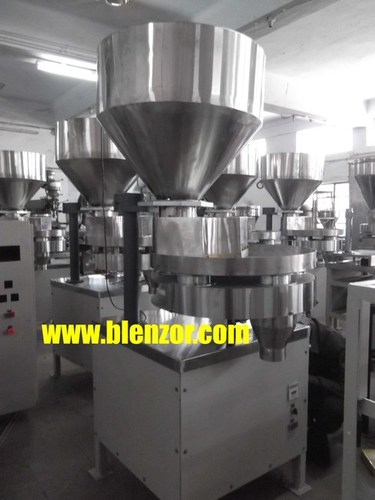 Cup Base Powder Filling Machine