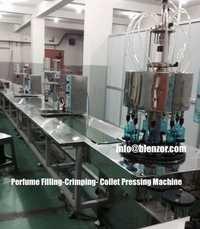 Automatic Perfume Bottle Filler Machine