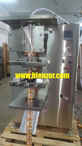 Liquor Vodka Gin Whisky Sachet Packing Machine