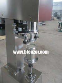 Semi Automatic Tin Can Seamer