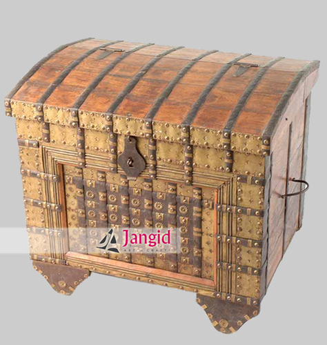 Indian Traditional Cart Storage Box