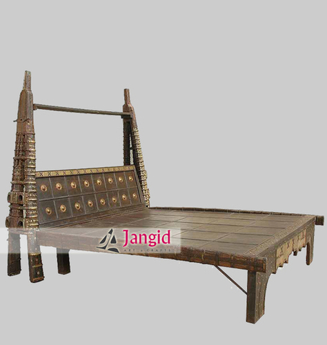 Antique Indian Cart Furniture