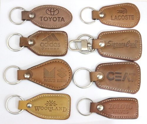 Soft PVC/Rubber Key Chains