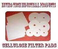 Cellulose Filter Pad