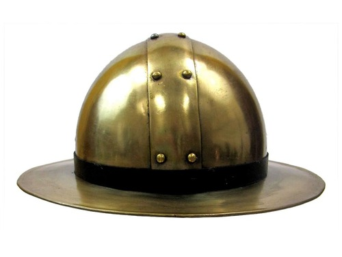 Epic Kattle Hat (Brass Finish)