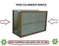 High Temperature HEPA Air Filter