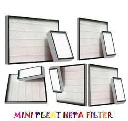 MIni PLate hepa Filter