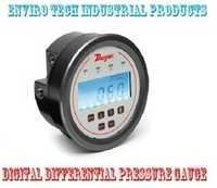 Dwyer Digital Differential Pressure Gauge