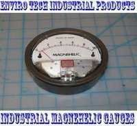 Industrial Magnetic Pressure Gauge
