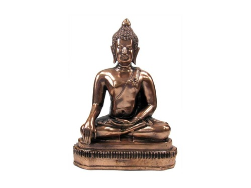 Aluminum Buddha