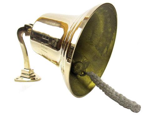 Bracket Bell Jumbo Engraved