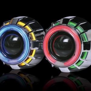 HeadLight Angel Light Double Ring