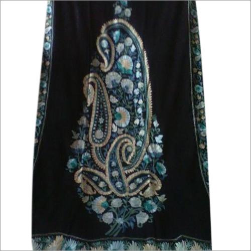 Aari Embroidery Stole