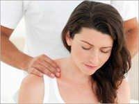 Back & Shoulder Massage