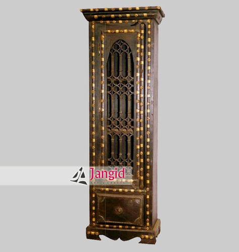 Indian Wooden Traditional Cart Bedroom Furniture