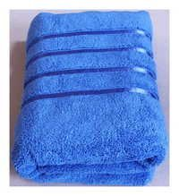 Aqua Sky Colour Bath Towel
