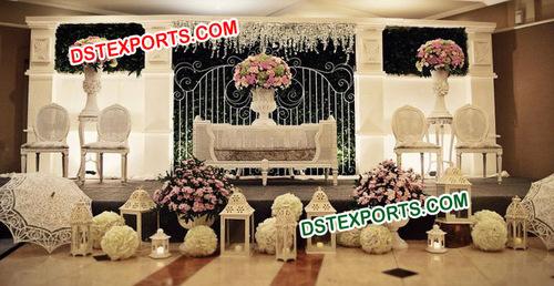 ENGLISH WEDDING ELEGANCE STAGE