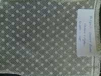 Cotton Dot Net & Bindhi Ne Fabric
