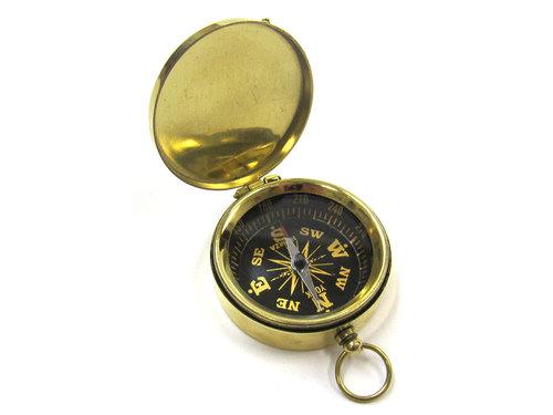 Brass Compass 1.75