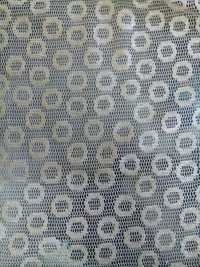 bright jacquard dress net materials