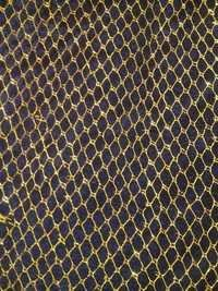 Day night decoration net fabric