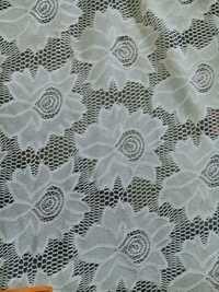 bright raschel jacquard sun flower net