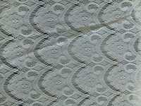 Polyster Lace Patta Net Fabric