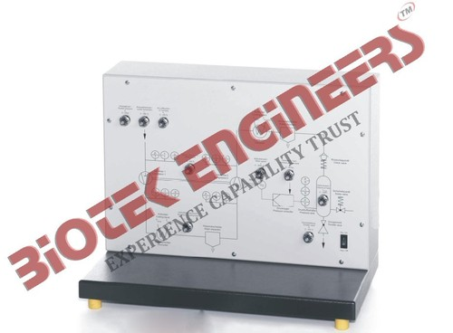 Two Stage Air Compressor Simulator