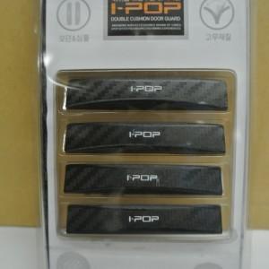 IPOP Car Door Guard Carbon Black (Set Of 4 Pcs)