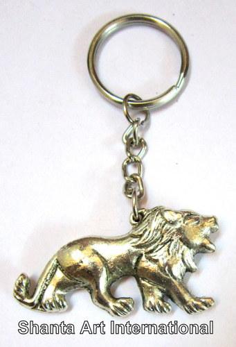 Key Ring Lion