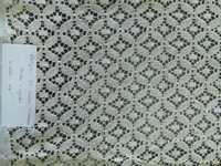 Cotton Subhnam Raschel Net Fabric