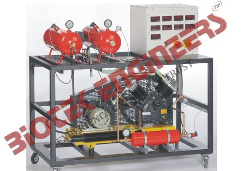 Two Stage Piston Compressor Unit